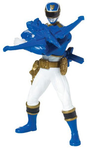 Power Rangers Megaforce Battle Morphin Blue Ranger