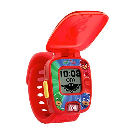 VTech PJ Masks Super Owlette Learning Watch, Great Gift for Kids, Toddlers, Toy for Boys and Girls, Ages 3, 4, 5, 6