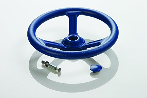 CREATIVE CEDAR DESIGNS Playset Steering Wheel Accessory- Blue, One Size