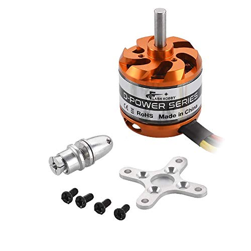 Flash Hobby D3536 1250KV Brushless Motor for RC Models FPV Multirotor Quadcopter