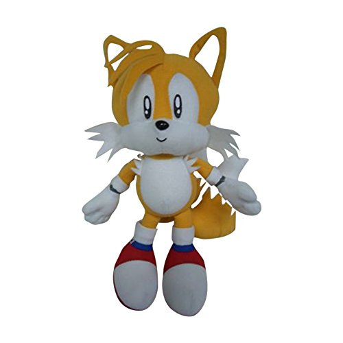 GE Animation Sonic The Hedgehog - Tails Plush 7''