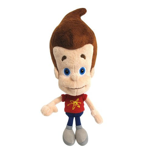 Nicktoons 7 Inch Plush - Jimmy Neutron - Jimmy
