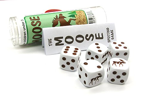 Koplow Games Moose Dice Game