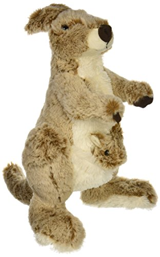 Fiesta Toys Kangaroo with Baby in Pouch Plush Stuffed Animal. 14