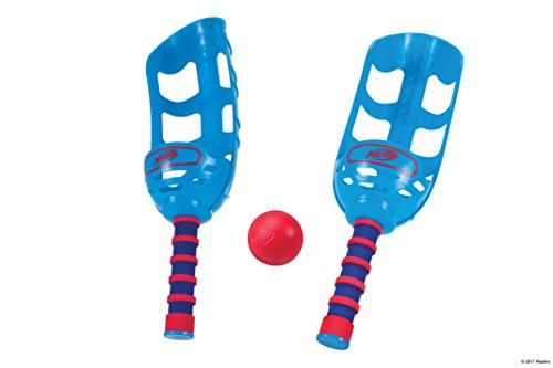 Nerf Sports Challenge Scoop Toss (red and blue)