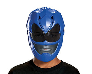 Disguise Blue Power Ranger Movie Mask, One Size