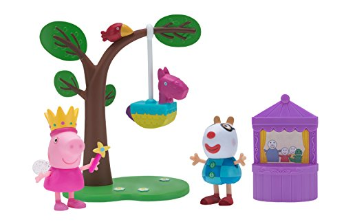 Peppa Pig Birthday Party Playtime Set