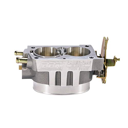 BBK 1544 Twin 58mm Throttle Body - High Flow Power Plus Series For GM LT1 5.7L