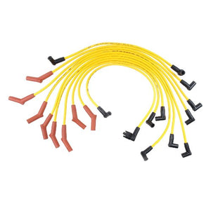 ACCEL 4056 8mm Super Stock Graphite Custom Wire Set - Yellow