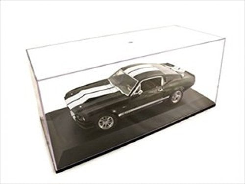 Display Show Case For 1/18 Scale Diecast Cars by Autoart 90003/90001