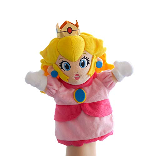 Hashtag Collectibles Princess Peach Puppet (Super Mario)