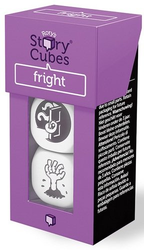 Rory's Story Cubes Fright by The Creativity Hub Ages 6+ - 1 or more Players