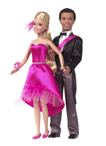 Mattel High School Musical 3 Prom Sharpay and Zeke