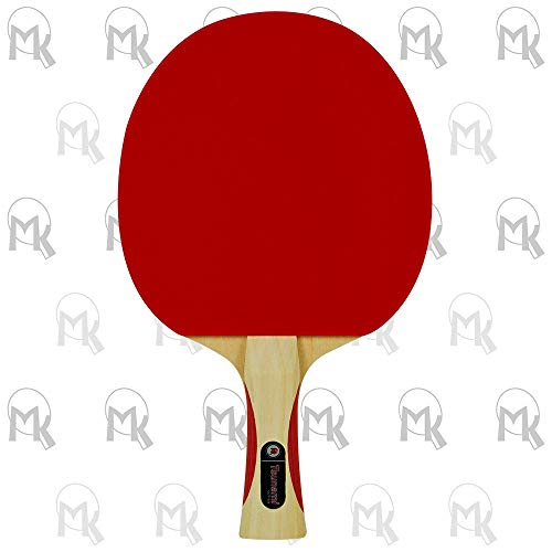 Martin Kilpatrick Tsunami Table Tennis Racket - ITTF Approved Ping Pong Paddle - Great Spin