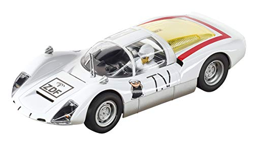 Carrera 23874 Porsche 906 Carrera 6 TV 1967 Digital 124 Slot Car Racing Vehicle 1:24 Scale