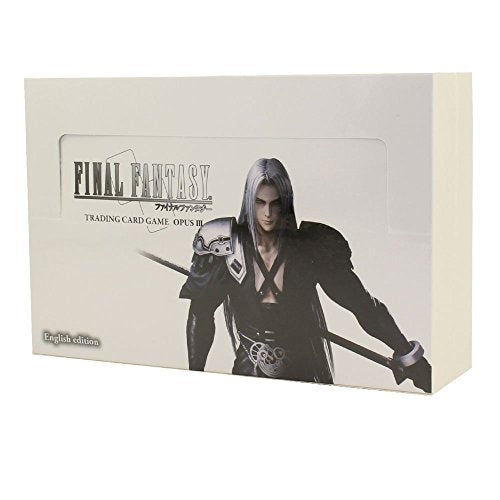 Final Fantasy Trading Card Game: Opus 3 (III) Collection Booster Box TCG English - 36 packs