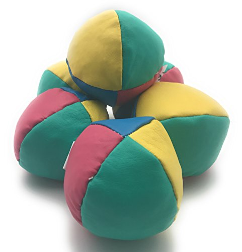 Oojami Classic Juggling Balls Pack of 6