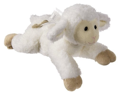 Mary Meyer Inspirational Wind-Up Musical Lamb Soft Toy, Jesus Loves Me