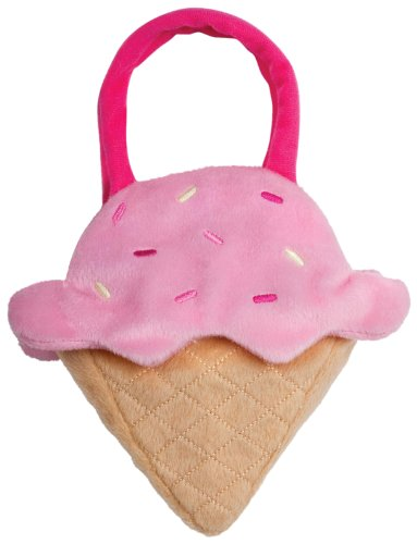 North American Bear Strawberry Ice Cream Goody Plush Bag