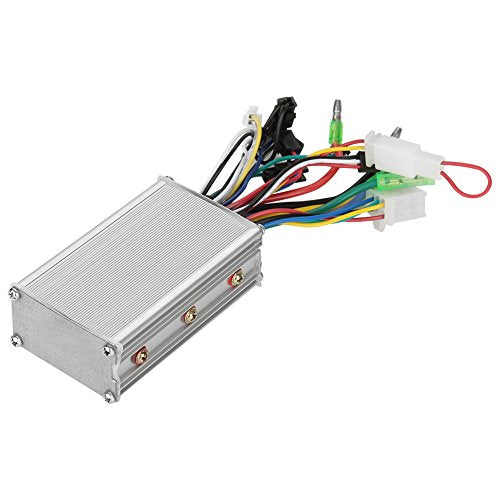 Electric Motor Controller, 36V/48V 350W Brainpower Motor Controller for Electric Bicycle Scooter
