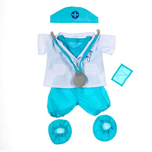 Doctor Outfit Teddy Bear Clothes Fit 14
