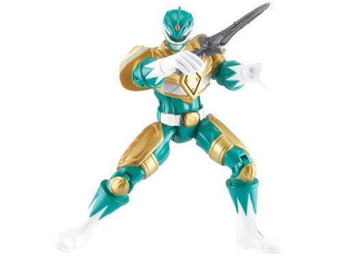 Power Rangers Mighty Morphin Power Up Green Ranger