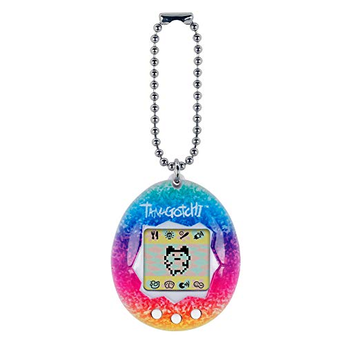 Tamagotchi Electronic Game, Rainbow