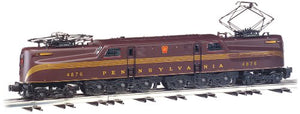 Bachmann Industries GG1 Electric DCC Sound Value Locomotive PRR Tuscan Red 5 Stripe #4913 HO Scale Train Car