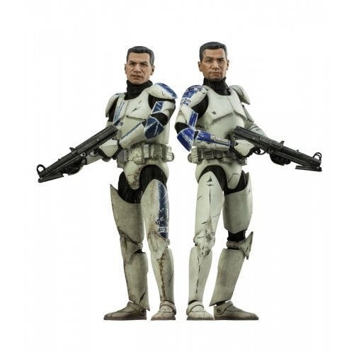 Sideshow Star Wars Clone Troopers Echo and Fives 1:6 Figure
