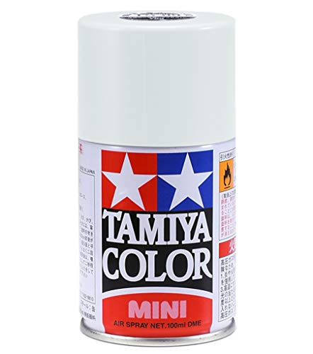 Tamiya Spray Lacquer TS-27 Matte White - 100ml Spray Can 85027