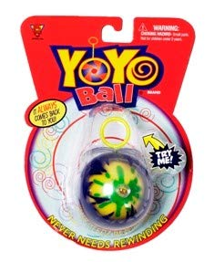 Big Time Toys YoYo Ball (Styles Will Vary) Handheld Returnable Yo-Yo