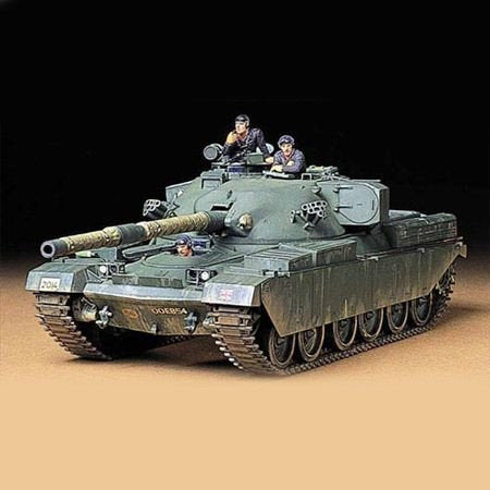 Tamiya 300035068 – 1: 35 British Armoured Tank Chieftain Mk. 5 (3)