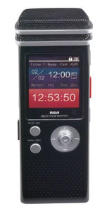 RCA VR5340 800 Hour Digital Voice Recorder with Full Color Display