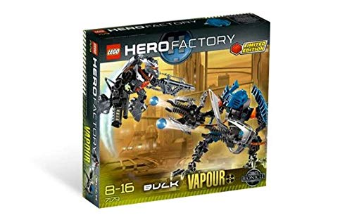 LEGO Hero Factory Exclusive Limited Edition Set #7179 Dunkan Bulk Vapour