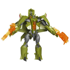 Transformers Prime Cyberverse Command Your World Commander Class Series 2 Skyquake Figure