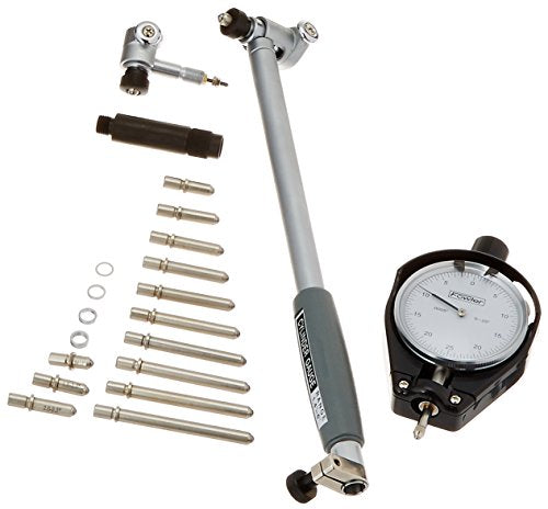 Fowler 52-646-400-0 BORE GAGE Set 1.4-6IN 9IN