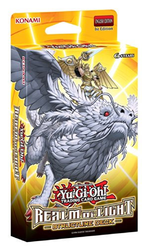 Yu-Gi-Oh! - Realm of Light Structure Deck (sealed)