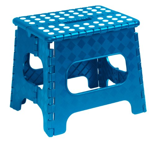 Superio Folding Step Stool with Anti-Slip Surface 11