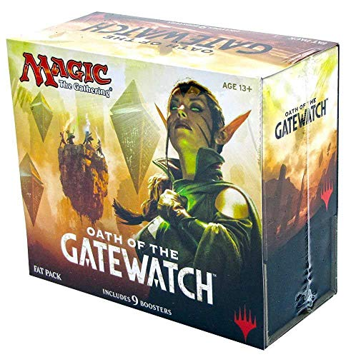 Magic The Gathering (MTG Oath of The Gatewatch Fat Pack