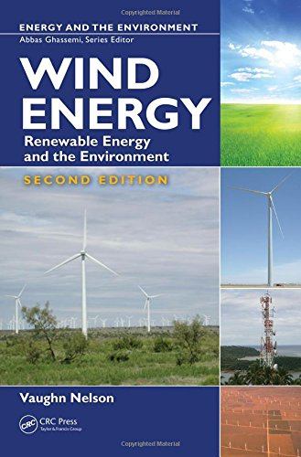 Wind Energy: Renewable Energy and the Environment, Second Edition