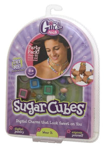 Mattel Radica GirlTech Sugar Cubes Moods Party Pack