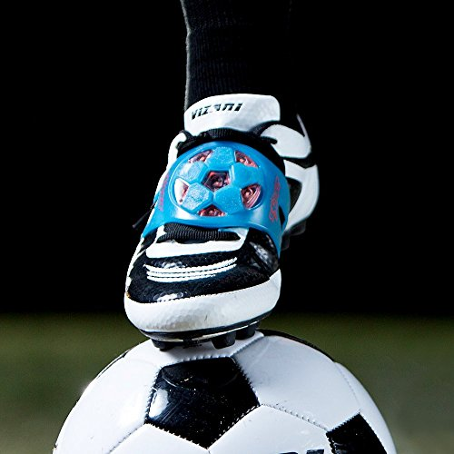 Sockit The Light Up Youth Soccer Kicking Trainer Aid Attacker Blue