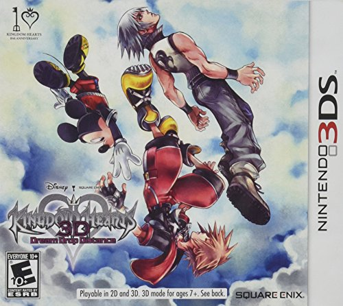 91240 Kingdom Hearts Dream D