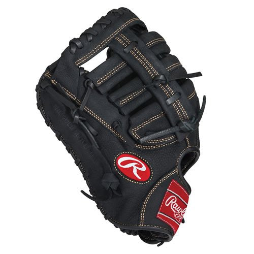 Rawlings Renegade Series Baseball Youth First Base Mitt, Right Hand, Single-Post Double-Bar Web, 11-1/2 Inch
