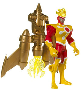 Batman: The Brave and The Bold Rocket Blast with Firestorm Figure