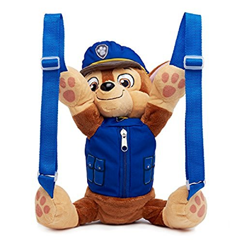 FAB Starpoint Paw Patrol Chase Plush Backpack