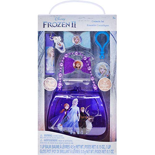 Townley Girl Disney Frozen 2 Makeup Set With Carrying Bag