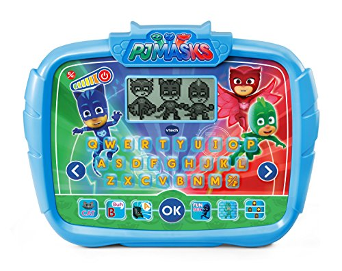 VTech PJ Masks Time to Be A Hero Learning Tablet, Blue