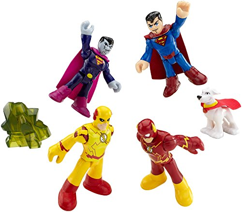 Fisher-Price DC Super Friends Imaginext Heroes & Villains Action Figure