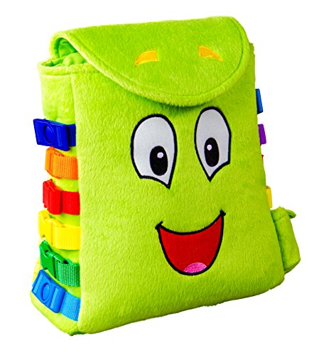 Buckle Toy - Buddy Backpack